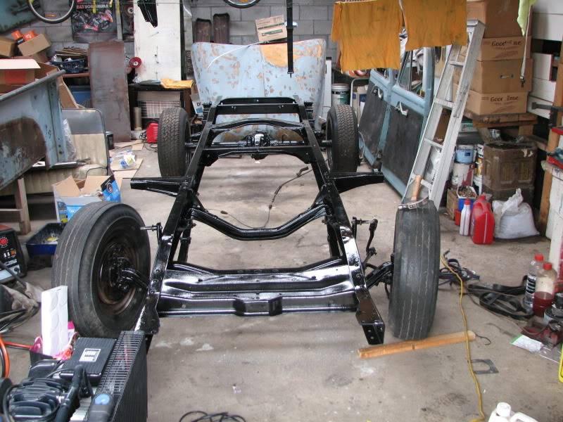 '53 Ford down under....build thread. Trucks001