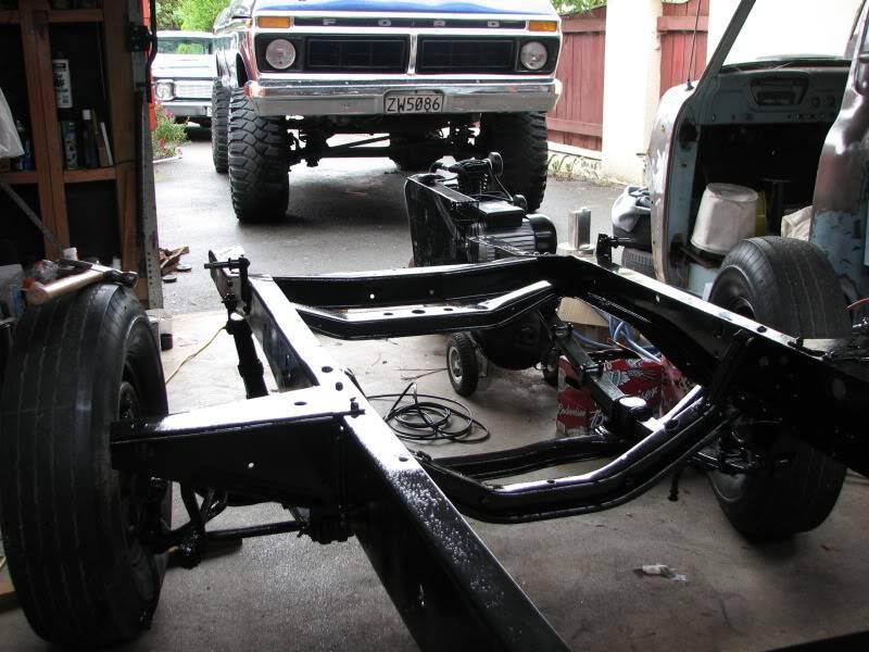 '53 Ford down under....build thread. Trucks003