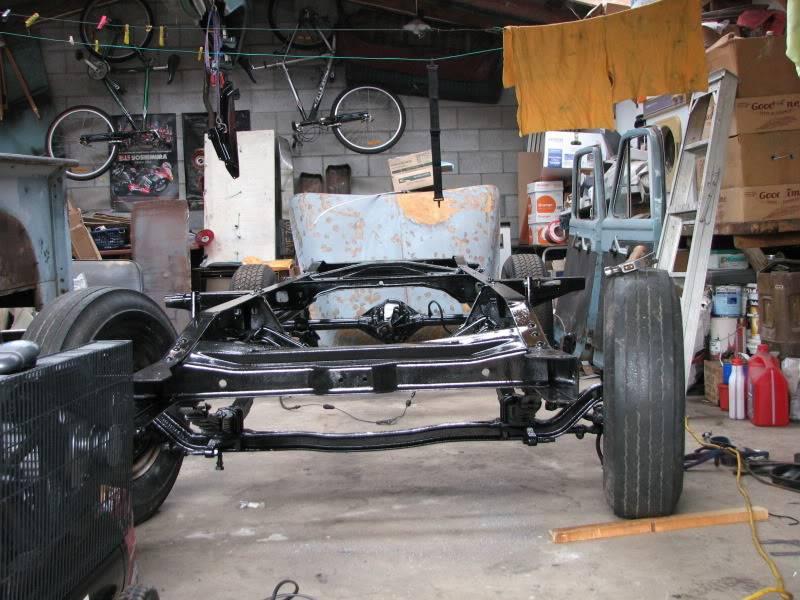 '53 Ford down under....build thread. Trucks005