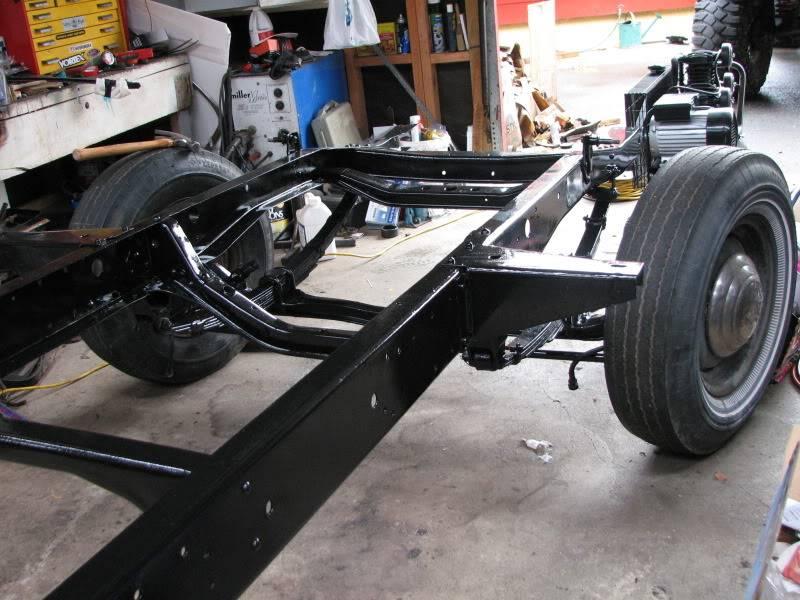 '53 Ford down under....build thread. Trucks006