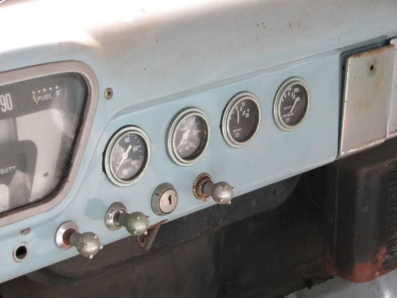 '53 Ford down under....build thread. Trucks007