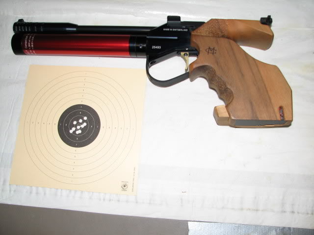 Show Me Your Bullseye Pistols - Page 2 Morini162EI