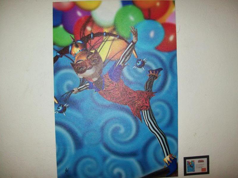 Exposición AJ Marti: FREAKS! - Invitacion Picture011-1