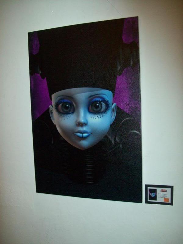 Exposición AJ Marti: FREAKS! - Invitacion Picture015