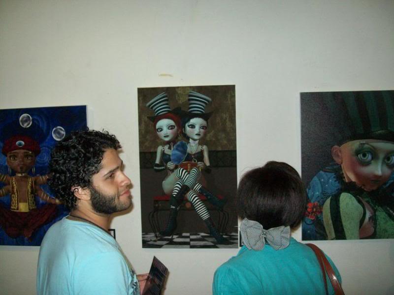 Exposición AJ Marti: FREAKS! - Invitacion Picture023