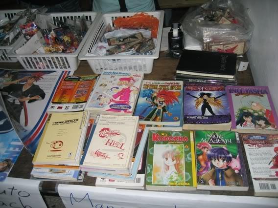 Fotos Exposicion Comics y Manga, UASD--Octubre 2007- Cmdpics097