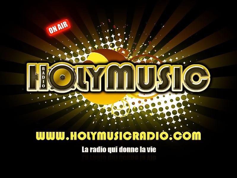 Holymusic, la radio Gospel Holymusic-1