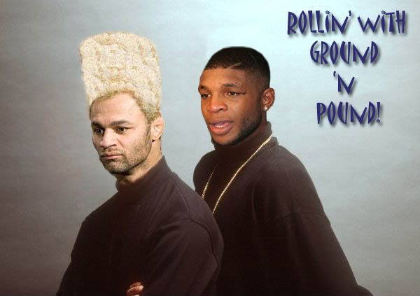 Paul 'Semtex' Daley photoshop Josh Koscheck commpetition Koscheckanddaley-kidnplay