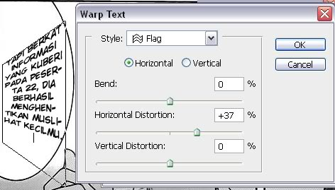 Typesetting Tutorial #2 Horizontal-distortion