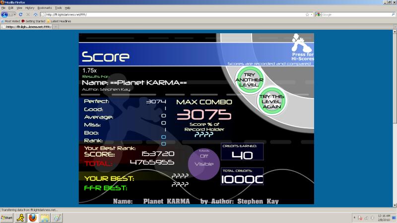 Post your FFR Scores here! - Page 4 PKAJ