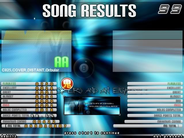 Post your Solo scores here! Screen00524