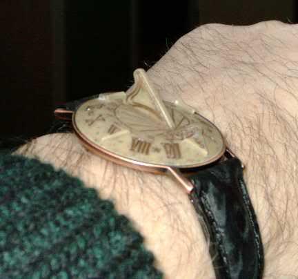 Mandatory Single Speed Watch Solarm