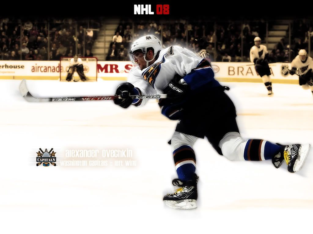 Wallpapers Sim25 OvechkinNHL08