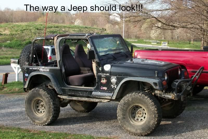 What did you do to your Jeep today? TheWay