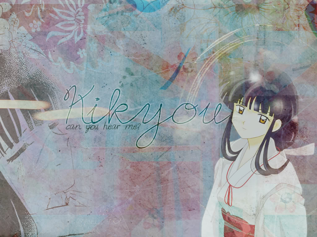 [Art Work] Wallpaper Kikyou Kikyou_wall