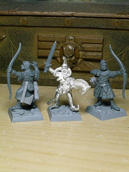 Knights of La Mancha Kolmhuntsmen