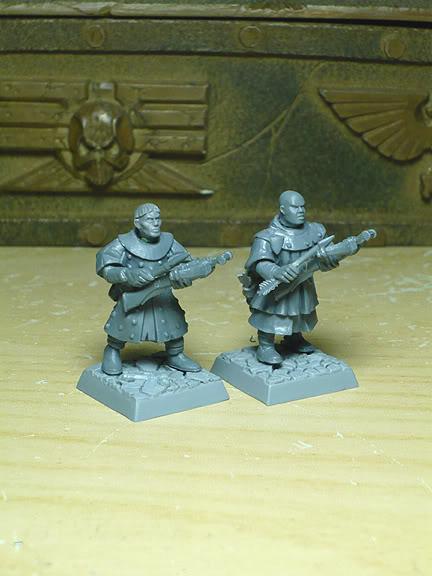 Knights of La Mancha Kolmmarksmen