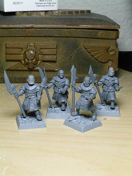 Knights of La Mancha Kolmwarriors