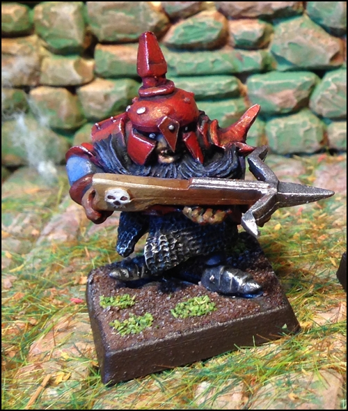 Oldhammer Miniatures by Andrew Taylor Chaos%20Dwarf%20Crossbowmen%2011