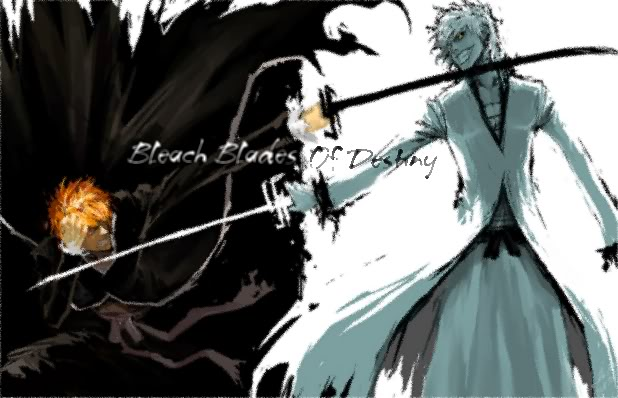 Bleach Blades of Destiny