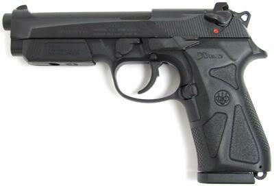 PPA - Armes à autorisation restreinte Beretta90two