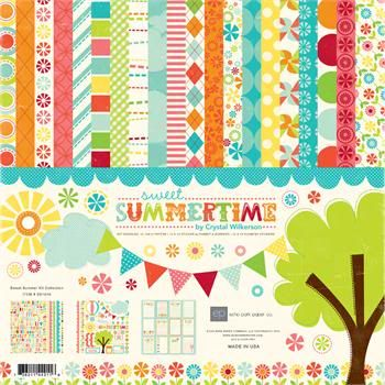 Eco park- sweet summer Ss1016