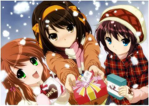 friend foe ever Anime2