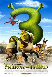 مكتبه لأجمل أفلام كارتون ديزنى 505474Shrek-3-Posters