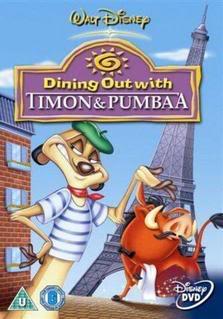 مكتبه لأجمل أفلام كارتون ديزنى TimonPumbaa