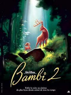 مكتبه لأجمل أفلام كارتون ديزنى Bambi202