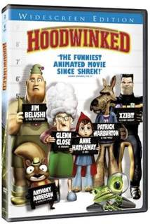 Hoodwinked (بالفصحى) Hoodwinked