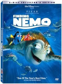 مكتبه لأجمل أفلام كارتون ديزنى Nemo-1