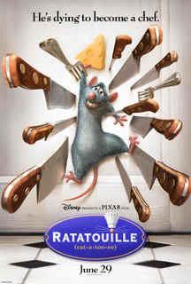 مكتبه لأجمل أفلام كارتون ديزنى Ratatouille2