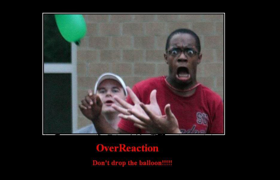 Find The Funniest Motivational Poster Contest Overreaction