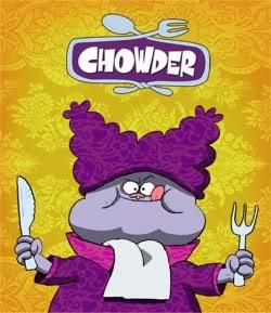 Poze cu desenul anmat preferat Chowder