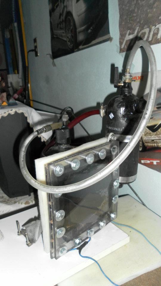 Armando un Reactor Sochimex HHO, México 551984_322381671164920_834612559_n