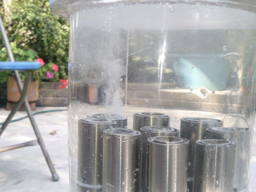 Armando un Reactor Sochimex HHO, México Foto0087