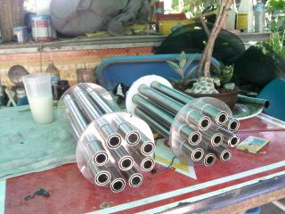 Armando un Reactor Sochimex HHO, México Foto0365