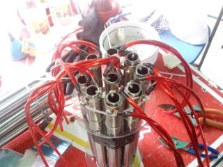 Armando un Reactor Sochimex HHO, México Foto0439
