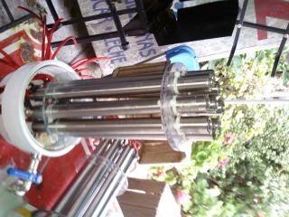Armando un Reactor Sochimex HHO, México Foto0446