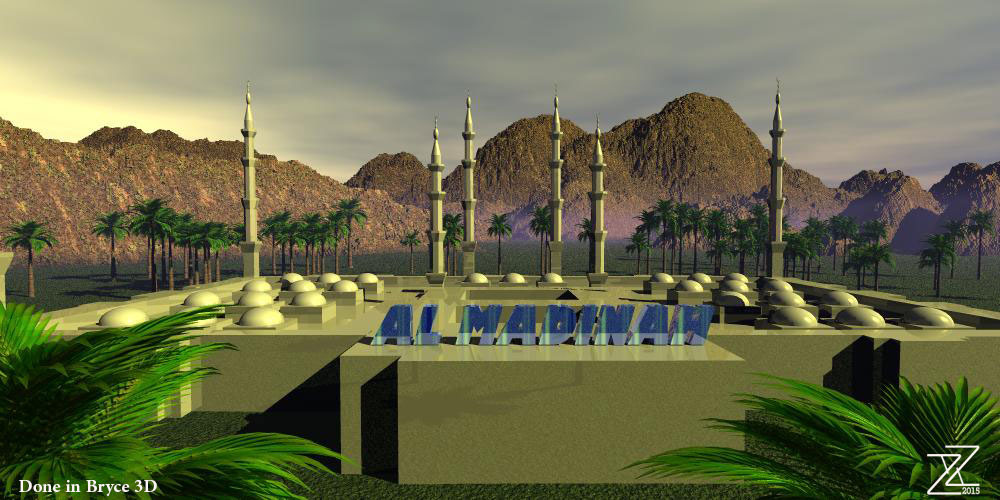 My Graphics - Page 7 Almadinah1