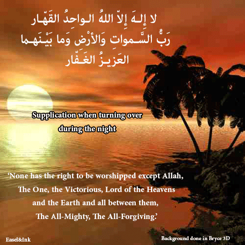 Duas from the Sunnah - Page 3 Duastiratnight