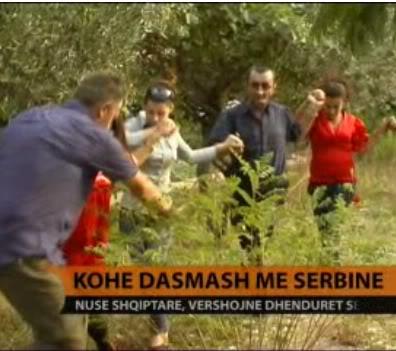 Më shumë se 100 vajza nga Shqipëria janë martuar në Serbi Serbetnuseneshqiperi