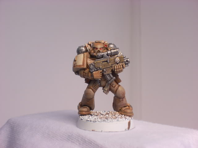 WWII German Inspired Space Marines JBMarines006