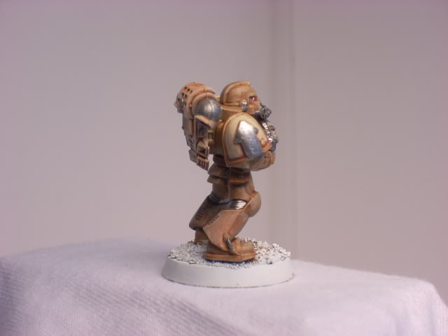 WWII German Inspired Space Marines JBMarines007