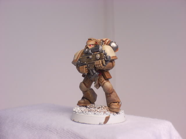 WWII German Inspired Space Marines JBMarines009