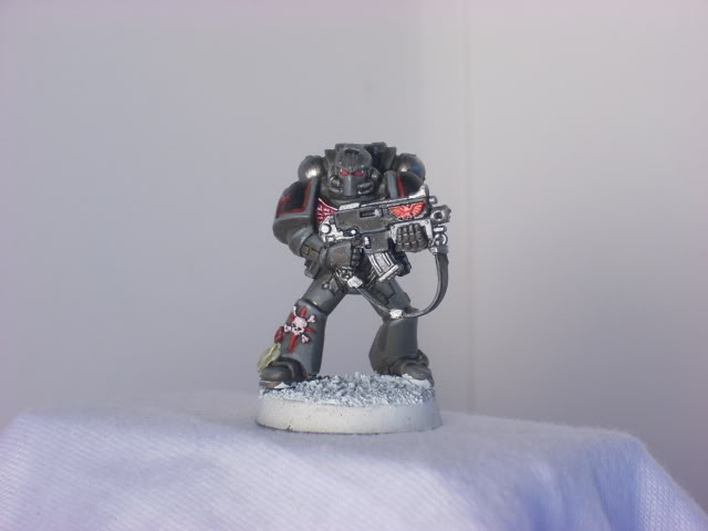 WWII German Inspired Space Marines JBMarines011
