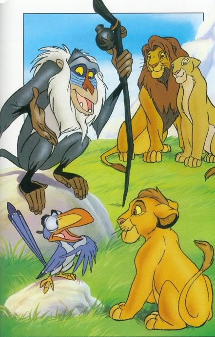 The Lion King,Six New Adventure: Kopa Ttb11
