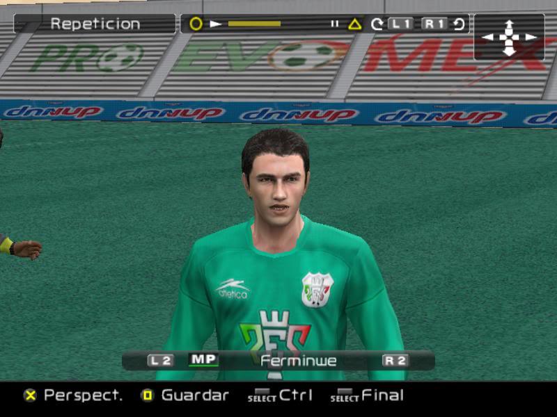 [SUPER PATCH]PROEVOMEX Liga Mexicana 2010 y CONCACAF FERMIN