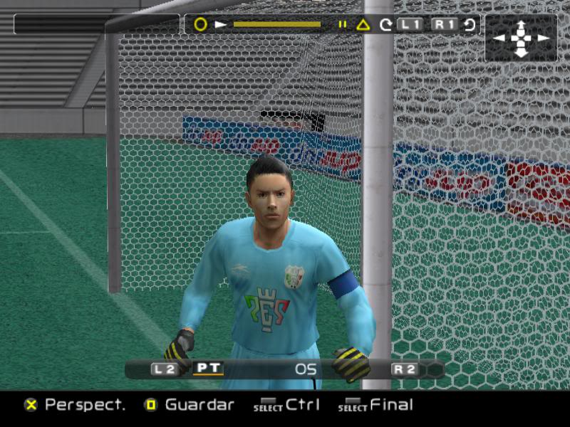 [SUPER PATCH]PROEVOMEX Liga Mexicana 2010 y CONCACAF HURON